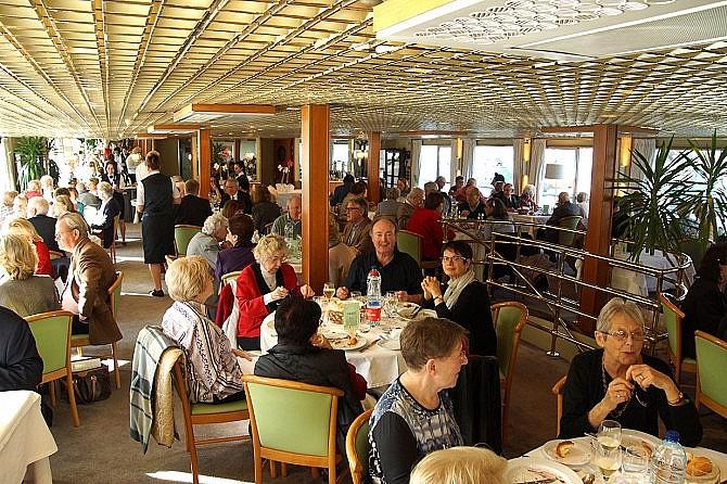 Déjeuner traditionnel du 11 novembre de l'AGAL