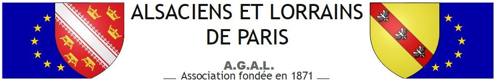 AGAL Association des Alsaciens et Lorrains de Paris